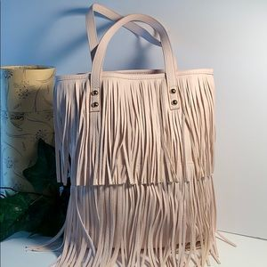H&M  Pale Pink Shoulder Bag